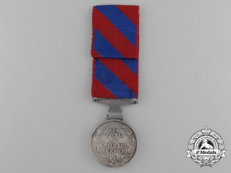 Silver Medal (with King George V effigy) Reverse