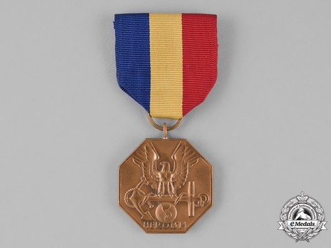 Navy and Marine Corps Medal, Obverse