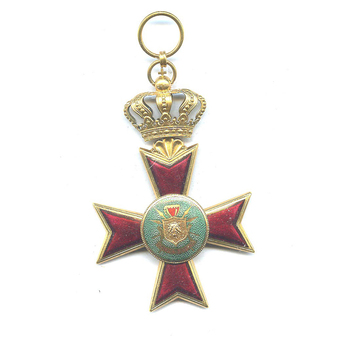 Royal Order of Ruzinko, Grand Cordon