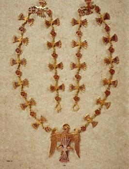 Imperial Order of the Yoke and Arrows, Grand Collar