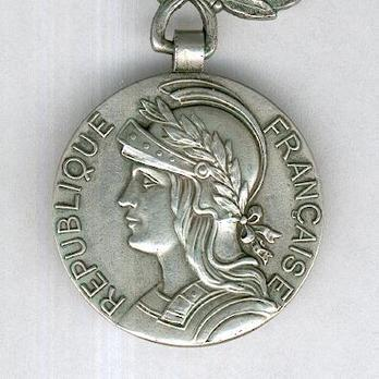 Silver Medal (by Marie-Stuart René) Obverse