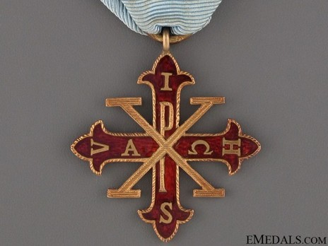 Knight of Merit (without trophy of arms) Obverse