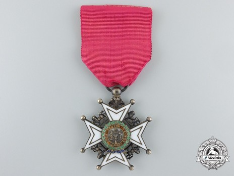 Companion (Military Division) (with silver-gilt) Reverse