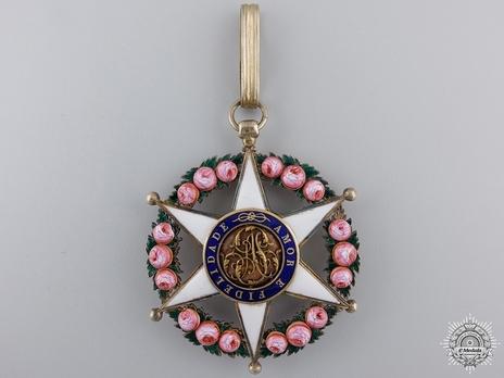 Grand Cross Obverse (silver gilt)