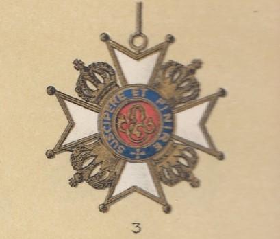 I Class Knight's Cross