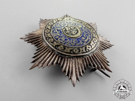 Order of Noble Bukhara, II Class, III Grade Obverse