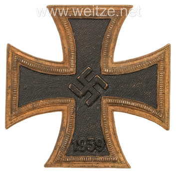 Iron Cross I Class, Spanish-made Model Obverse