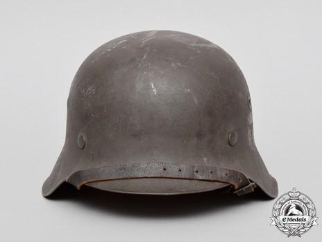 Kriegsmarine Steel Helmet M42 Obverse