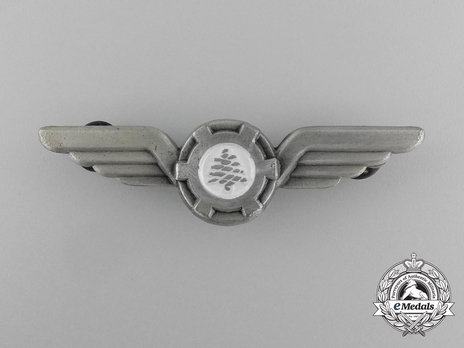 Lebanon Air Force Flight Mechanic Badge Obverse