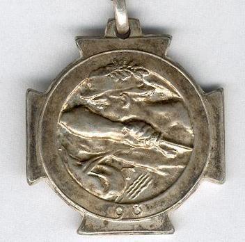 Commemorative Medal of the Battle of Tampere Obverse