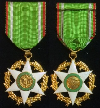 Order of Agricultural Merit, Knight
