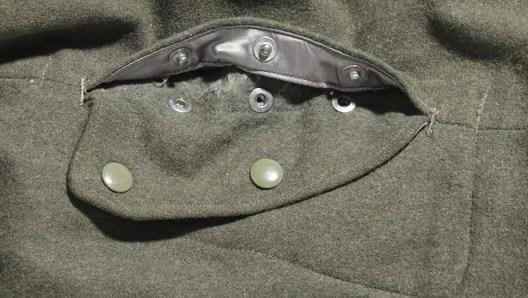 Luftwaffe Early Pattern Paratrooper Trousers Detail Pocket