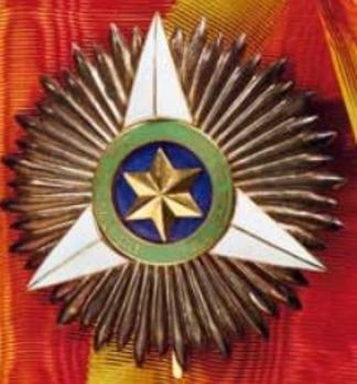 Order of Merit, Civil Division, I Class Knight Grand Cross Breast Star