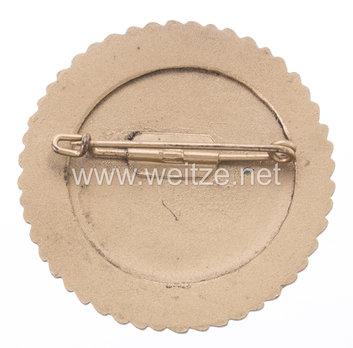 Tyrolean Marksmanship Gau Achievement, Type V, Champion Badge (for pistol) Reverse