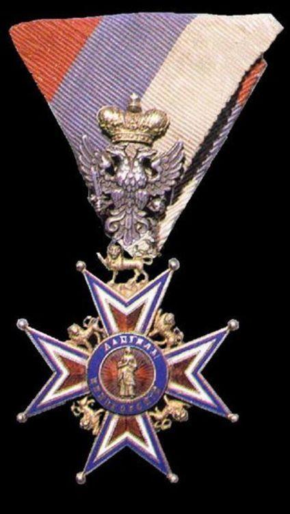 339px de sint petrus orde van montenegro