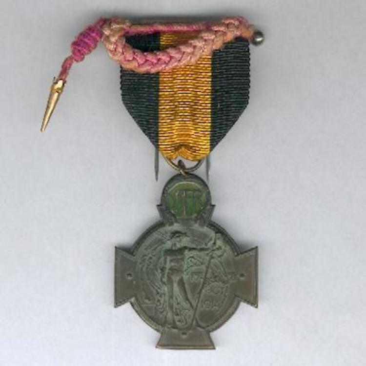 Bronze cross flemish version o