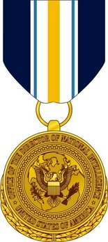 National Intelliegence Distinguished Public Service Medal