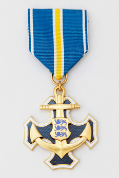 Cross of Faith and Will, I Class Obverse