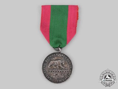 Silver Medal of Merit Obverse