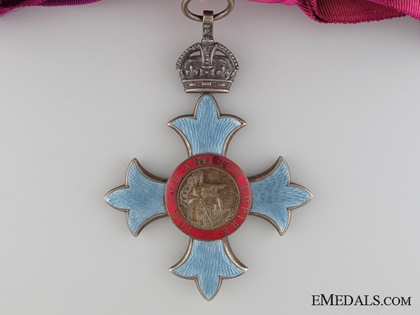 The Most Excellent Order of the British Empire, Military Division, Grand Cross (1917-1937)