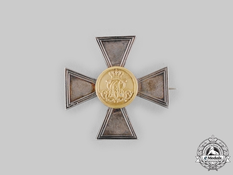 Reserve Long Service Decoration, I Class Cross for 20 Years