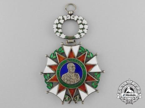 Order of Operation Bokassa, Grand Cross Obverse