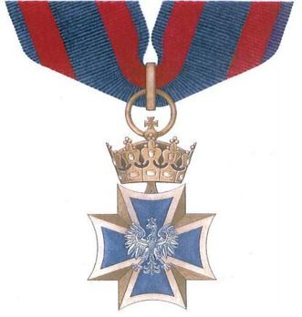 Order of the Military Cross, Grand Cross Obverse