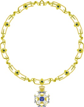 Commander Grand Cross Collar Obverse