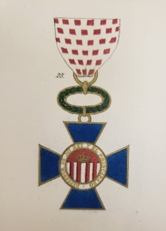 Cross+of+merit+of+the+first+army