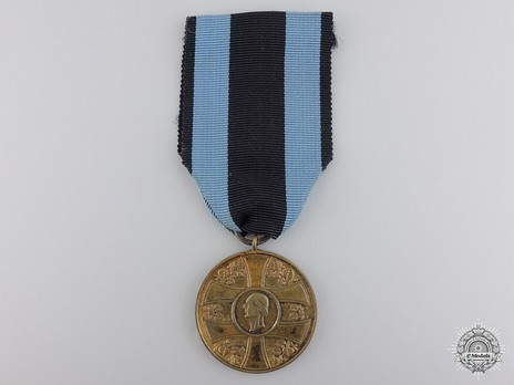 Order of the Slovak Cross, Gold Medal Obverse