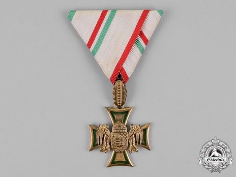Long Service Cross of Honour Obverse