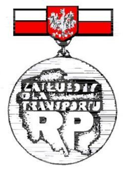 Decoration for Merit in Transportation Obverse