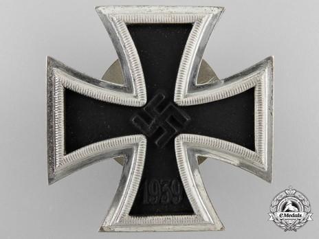 Iron Cross I Class, by B. H. Mayer (L/18, screwback) Obverse