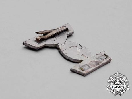Clasp to the Iron Cross II Class, Type I Reverse