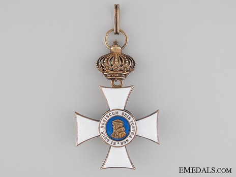 I Class Knight's Cross (with crown) (in silver gilt) Obverse