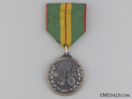 Agricultural Meritorious Service Medal Obverse