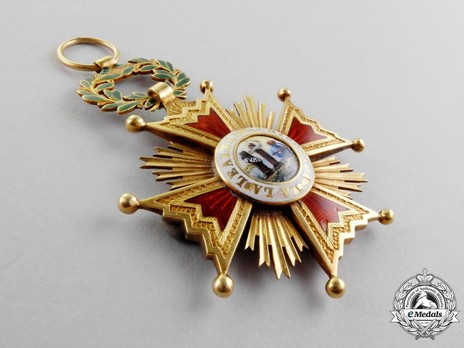 Grand Cross (Gold) Obverse