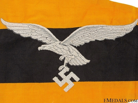 Luftwaffe Lower Command Vehicle Pennant (1935-1942 version) Obverse