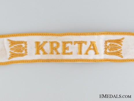 Kreta Cuff Title Obverse