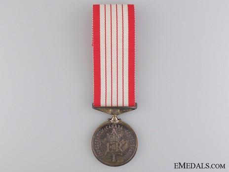 Canadian Centennial Medal Obverse