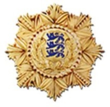 Order of the National Coat of Arms, Collar Breast Star Obverse