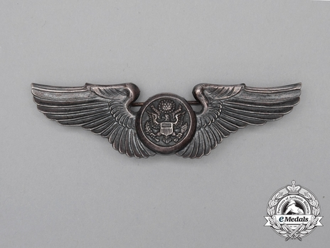 Basic Wings (with sterling silver) Obverse