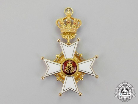 Commander (in gold) Obverse