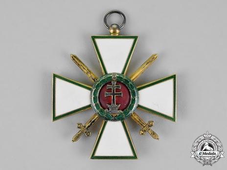 Hungarian Order of Merit, Grand Cross, Military Division