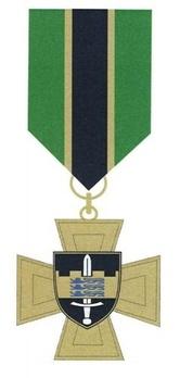 Army Merit Cross, I Class Obverse