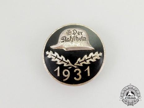 Membership Badge (1931) Obverse