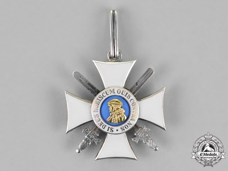 I Class Knight's Cross with Swords Obverse