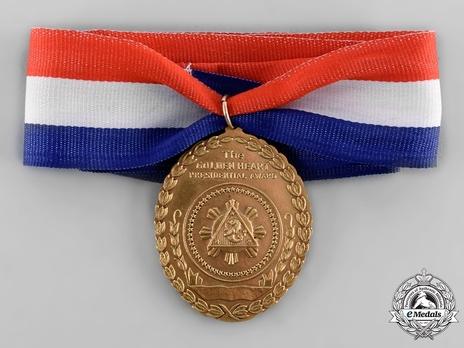 Golden Heart Presidential Award