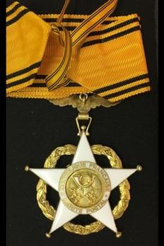 Order of Postal Merit, Commander Reverse