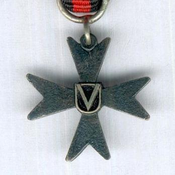 Miniature Cross of Eastern Svir Obverse